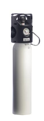 Combi cilinder zuurstof M2