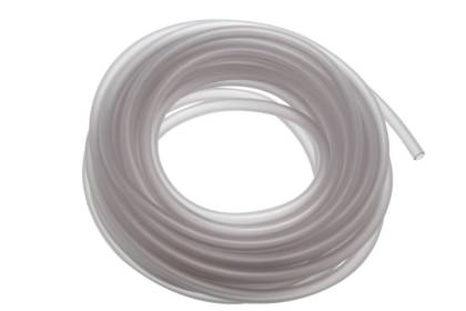Zuurstofslang,12 meter, transparant anti-krulslang  (per 2 stuks)
