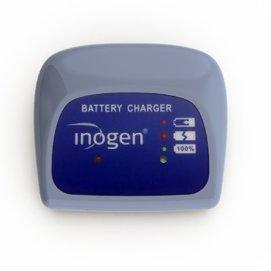 Inogen One G4 externe batterij lader met stroomvoorziening